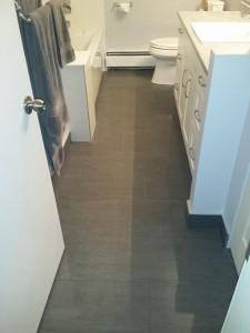 Restored Toilet | 911 Restoration Upstate South Carolia