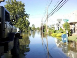 outdoor flooding | 911 Restoration Upstate South Carolina
